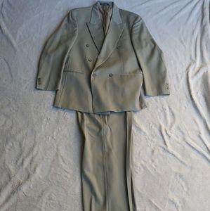 Macy's mens store 2 piece suit